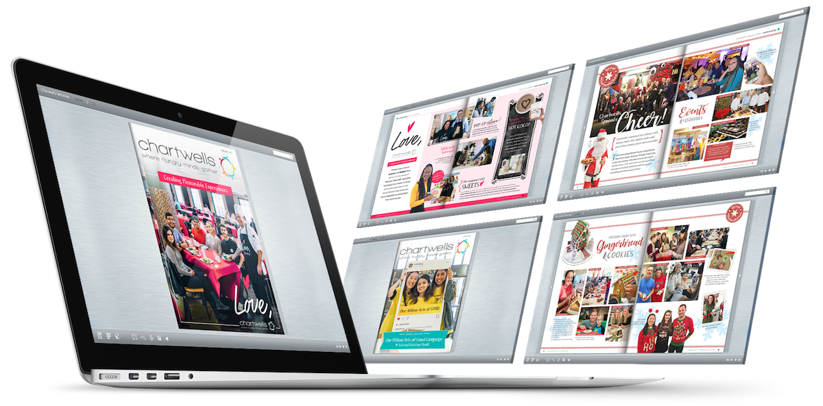 Interactive Magazines and Newsletters