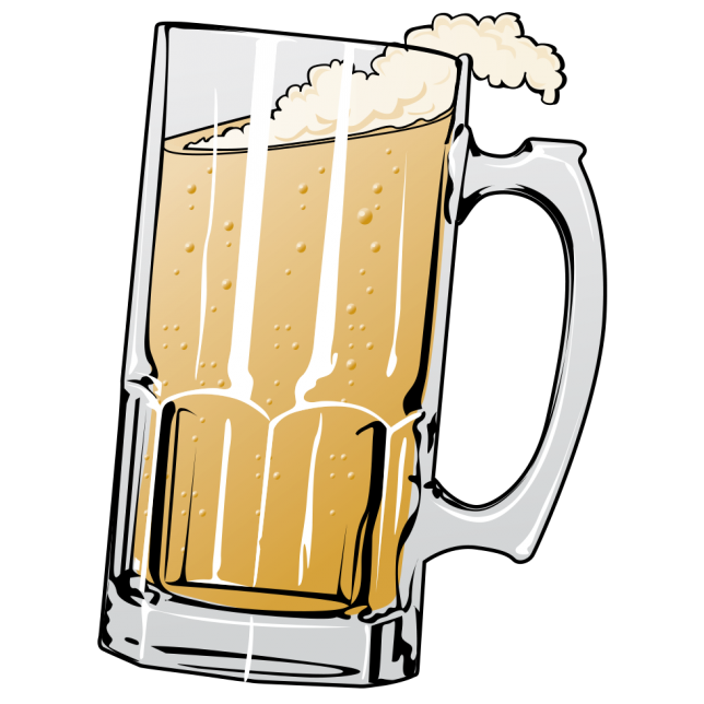 Illustrations of Beer Mug