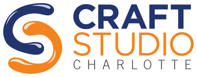 Logo Design of Craft-Studio Charlotte Logo Design