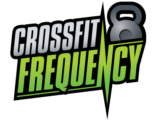 Logo Design of Crossfit Frequency