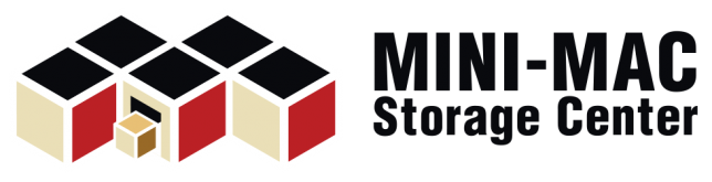 Logo Design of Mini-Mac Storage Center