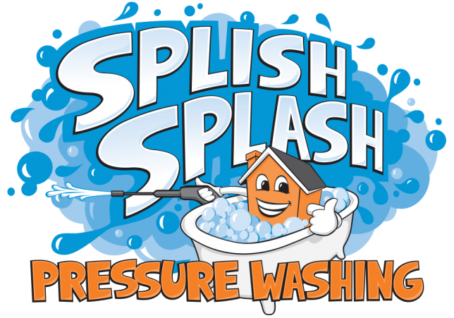 Logo Design of Splish Splash Pressure Washing