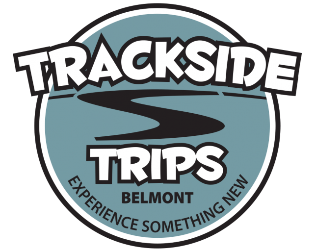 Logo Design of Trackside Trips